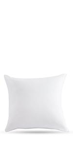 3D throw pillow inserts