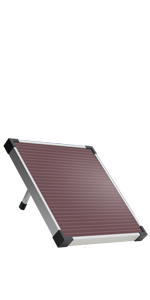 solar 12v battery charger maintainer