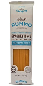 Rummo Pasta Gluten Free Spaghetti No. 3