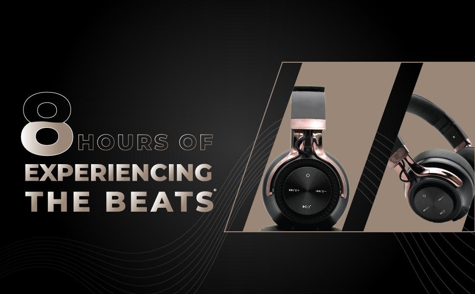 headphones with mic bluetooth ं