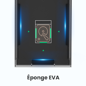 éponge EVA