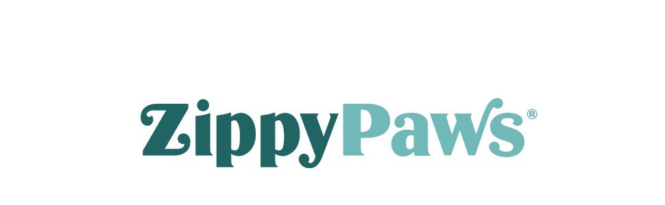 Zippypaws Main Logo Banner