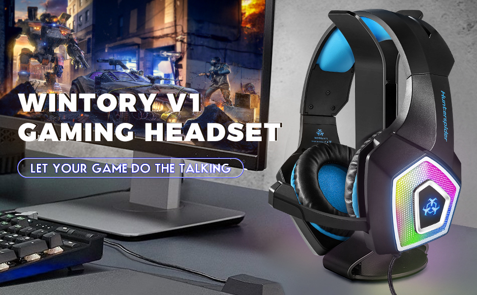 Wintory V1 gaming headset
