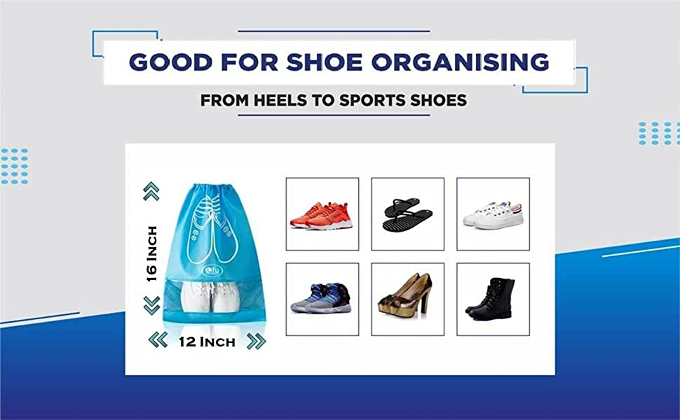 Best Size for all Kind of Shoe