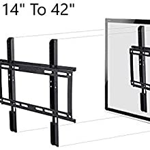"""tv mount 14 to 42"""""""