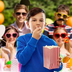 Kid Birthday Popcorn