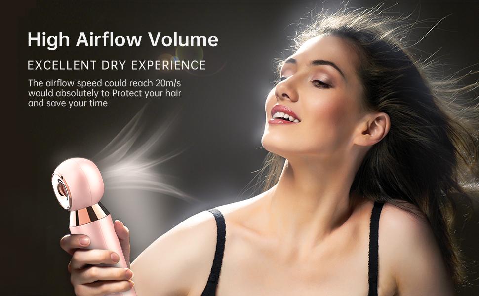 High Airflow Volume