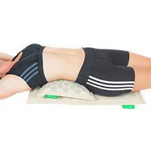 Rücken Massage Triggerpunkte Akupressur