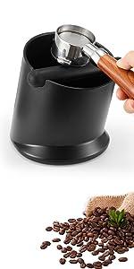 SUJUDE Coffee Knock Box