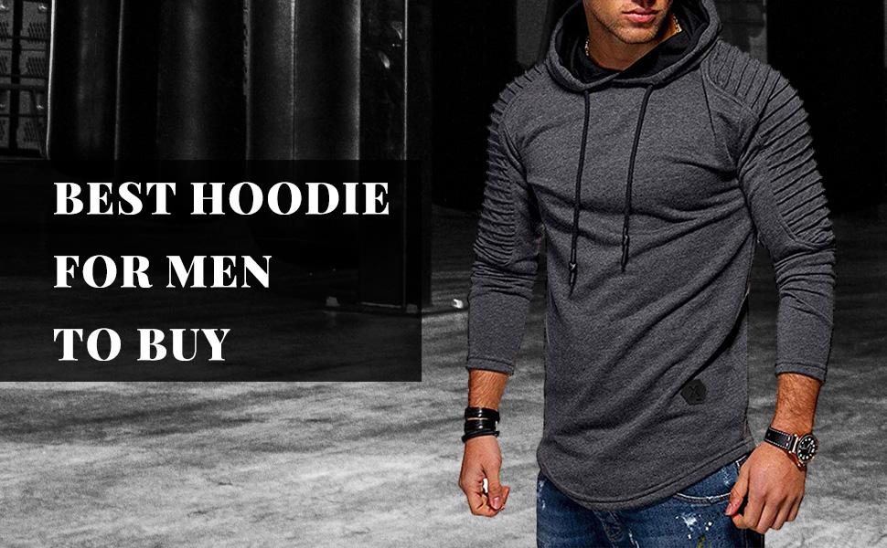 Mens lightweight hoodies