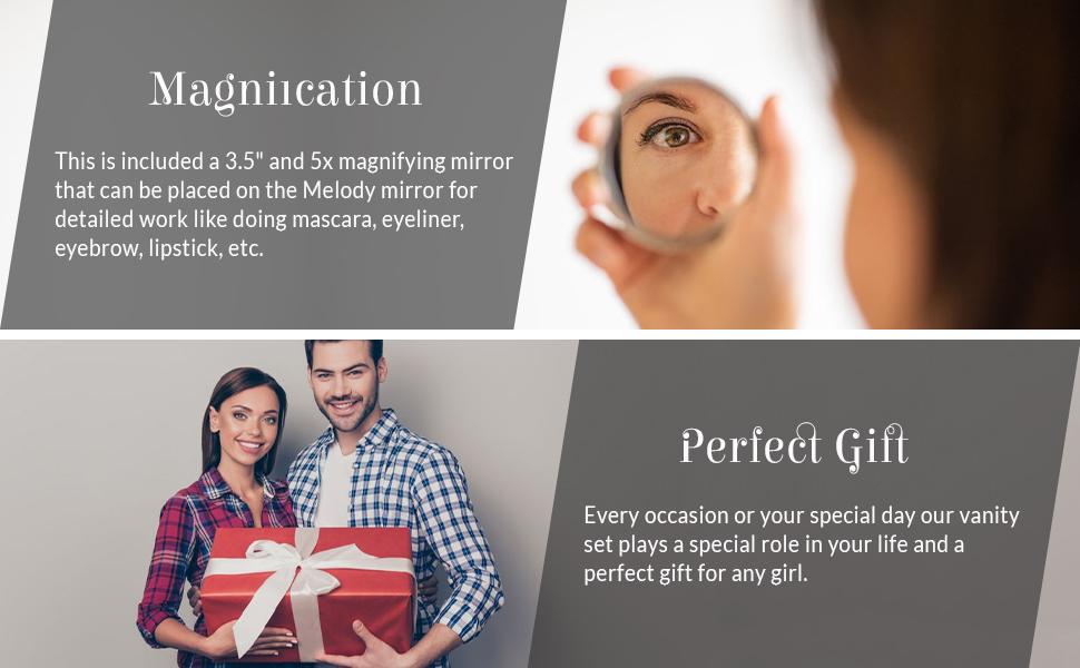 perfect makeup mirror gift