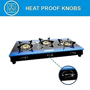 3 burner stove, 3 burner stove with glass, brass burner gas stove, induction gas stove, gas burner