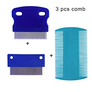 tear stain comb
