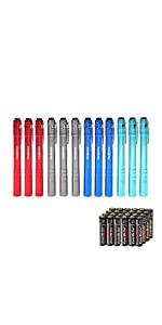EverBrite 12-Pack Pen Lights