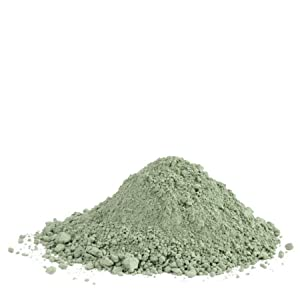 monmorillonite, green clay, french green clay, antibacterial, antioxidant, fight acne, unclogs pores