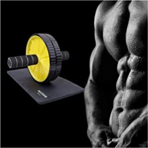ab roller hand workout kg dumbbell kettle bell power tower