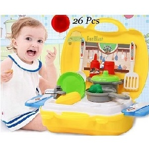 kitchen set for 3 to 10 year old kids, children play set, cookware kitchen set, chef set for kids