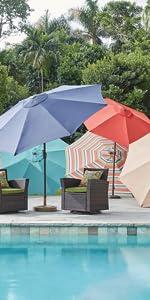 9 Foot Umbrella