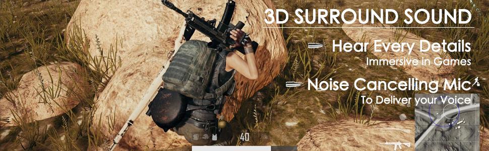 3D Surround