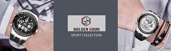 GOLDEN HOUR Expedition Digital Analog