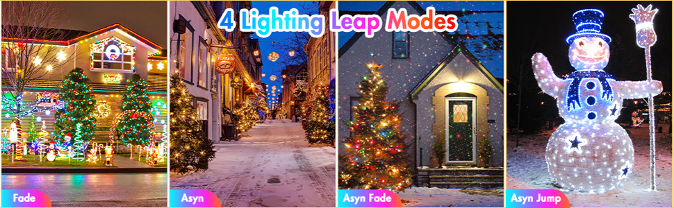 16 Colorful Outdoor String Lights