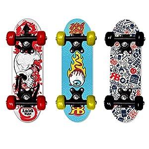 "New Boy/'s 21/"" Single Kick Tail Skateboard"