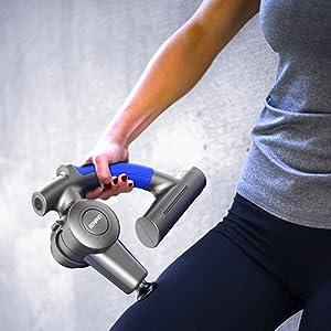 Fast, Effective massage gun