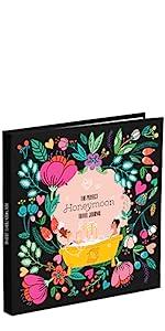 honeymoon photo album 4x6 honeymoon memory book honeymoon gifts for the couple honeymoon in italy