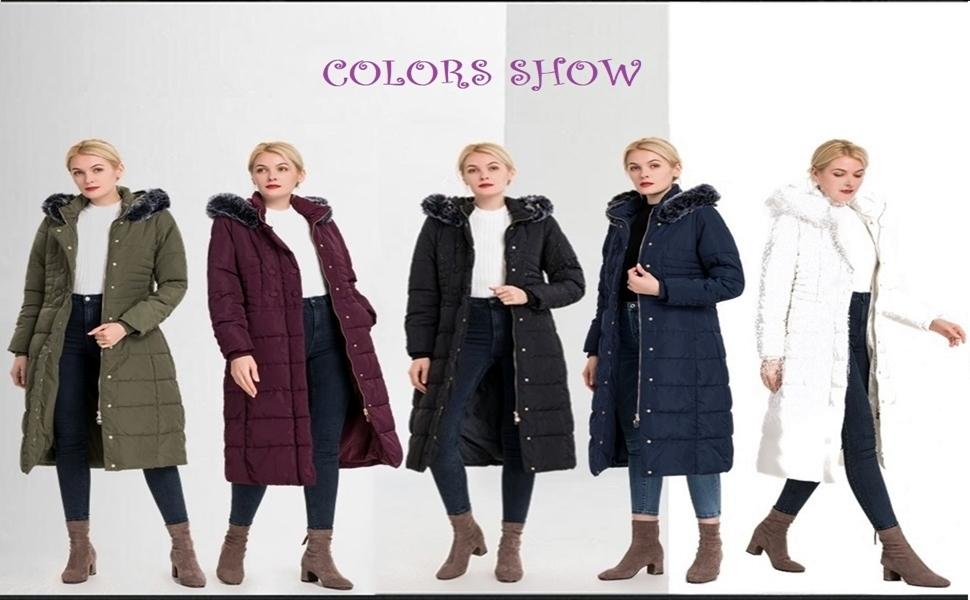 Colors' show