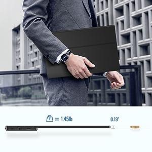 portable monitor 15.6