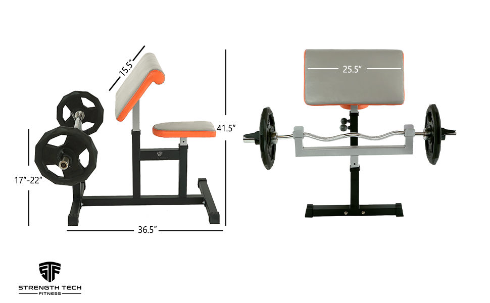 preacher bench, weight bench, curl bench