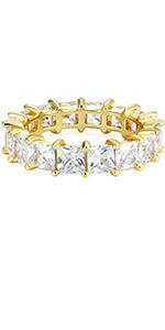gold rings,ring bands,eternity rings,eternity bands,stackable rings,cubic zirconia rings,rings