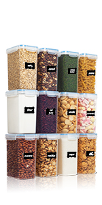 flour container