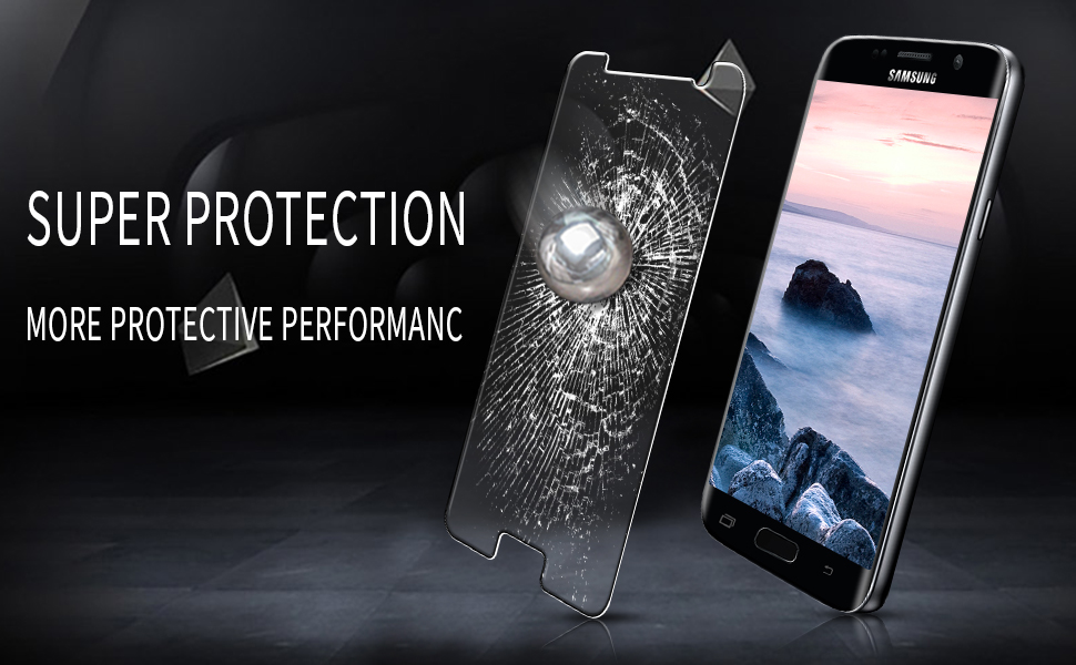 Galaxy S7 glass protector