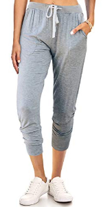 Sweatpants for Women Joggers Running Gym Drawstring Casual Pants
