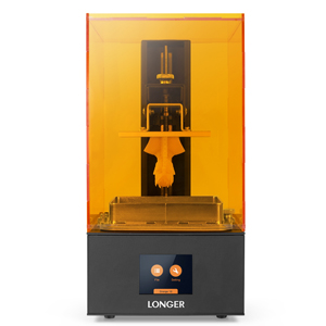 Impresora 3D LONGER Orange 30, Impresora 3D de Resina con Pantalla Táctil, Pantalla LCD de Resolución 2k, Matrix UV LED, Tamaño de Impression 12cm (L) ...