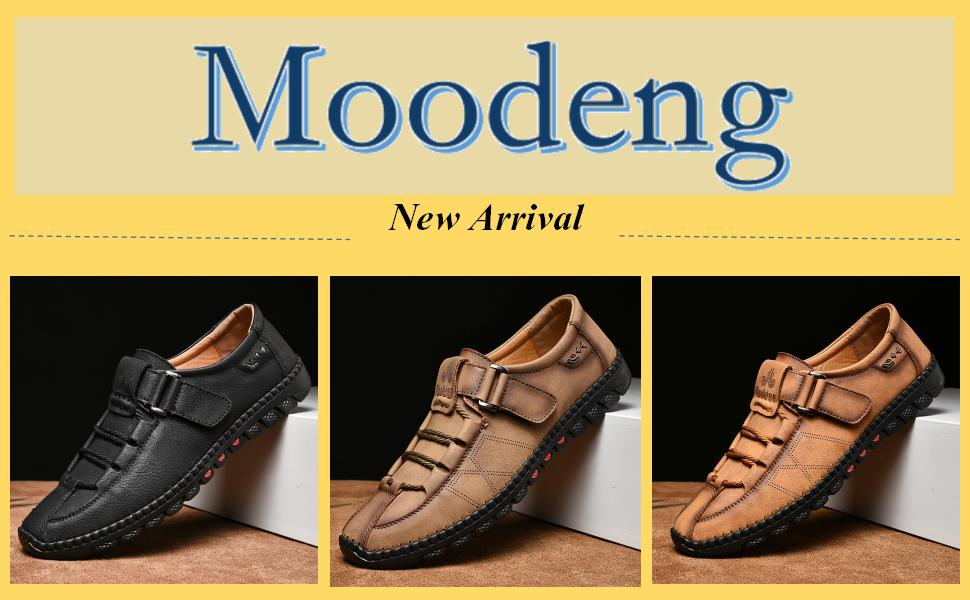 Moodeng causal loafers