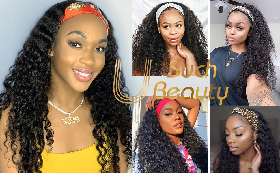 None Lace Front Wig