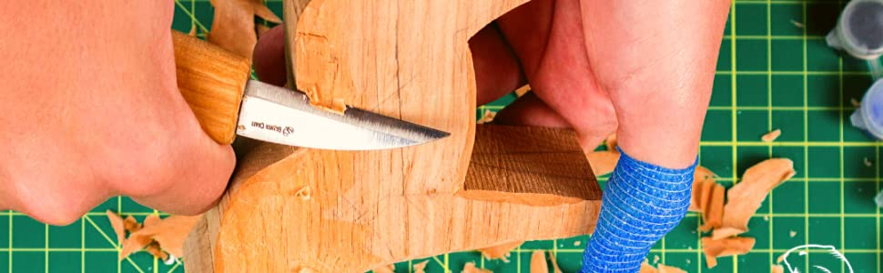 wood carving knives set