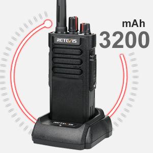 two way radios long range