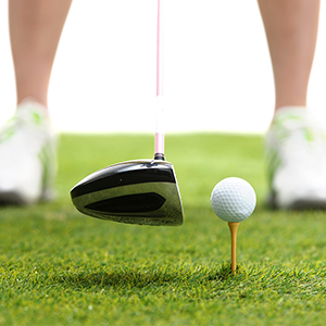 rubber golf tees