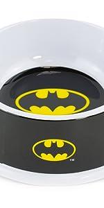 Batman Pet Food Bowl