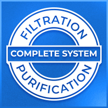 VEVA 9000 Complete Filtration and Purification System