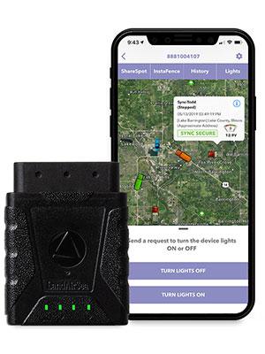 LandAirSea SYNC GPS Tracking Device