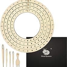 Circular loom 4 sets kit