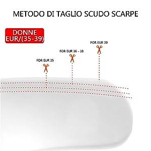 shoe shield toe  Scarpe Solette Toebox  Shoe Care Kits