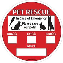 save pet sign