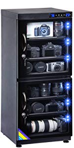 130L Touchscreen Dry Cabinet