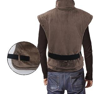 Velcro belt fixes
