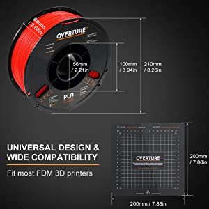 Universal design and wide compatibility